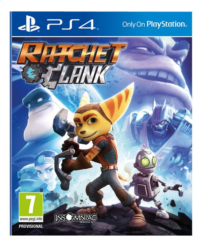 Afbeelding van PS4 Ratchet & Clank ENG/FR from DreamLand