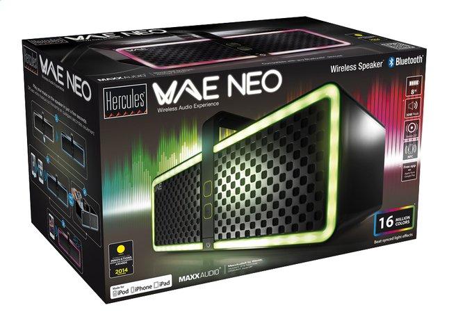 Image pour Hercules haut-parleur portable WAE NEO noir à partir de DreamLand