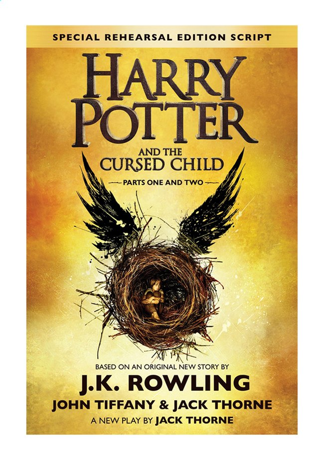 Image pour Harry Potter and the Cursed Child Parts 1 and 2 à partir de DreamLand