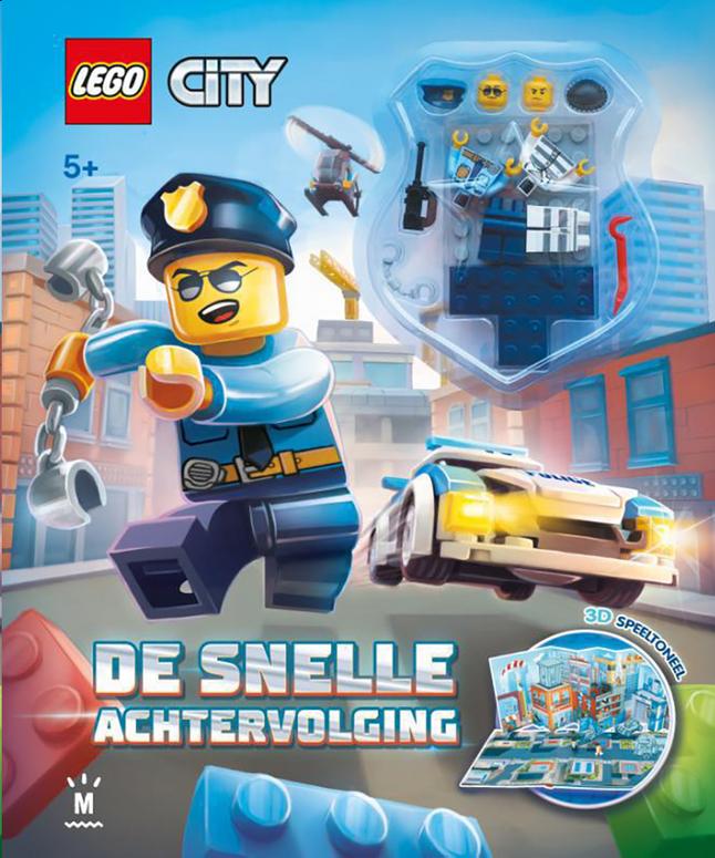 Afbeelding van LEGO City De snelle achtervolging from DreamLand