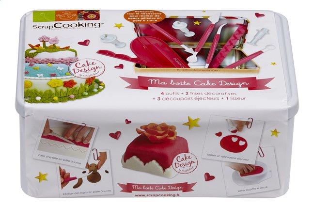 Afbeelding van ScrapCooking decoratieset voor suikerpasta from DreamLand