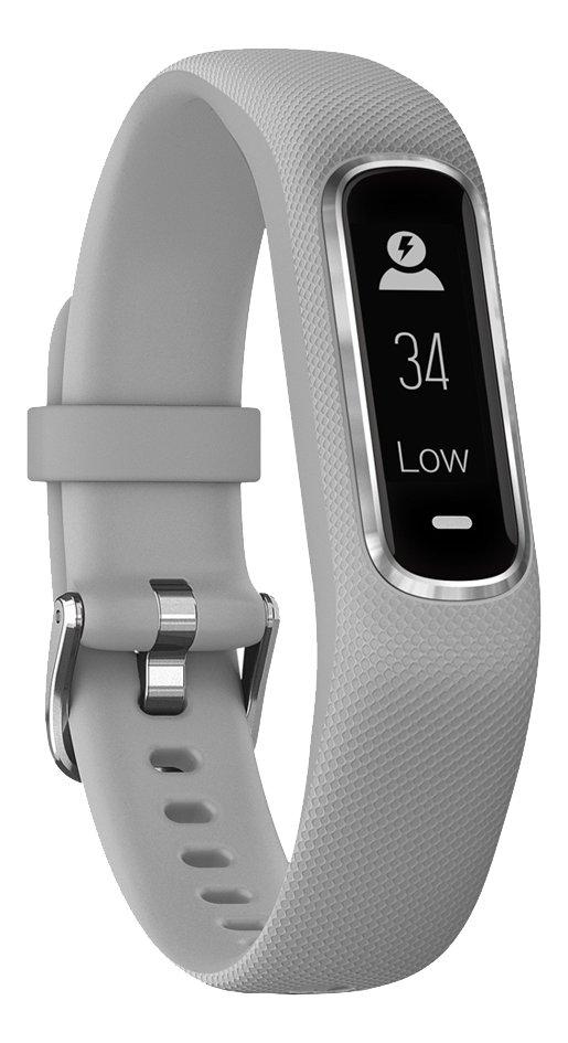 Garmin capteur d'activité Vivosmart 4 S/M gris