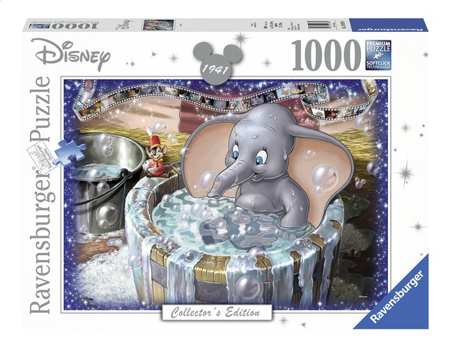 Ravensburger puzzle Disney Dumbo Collector's Edition