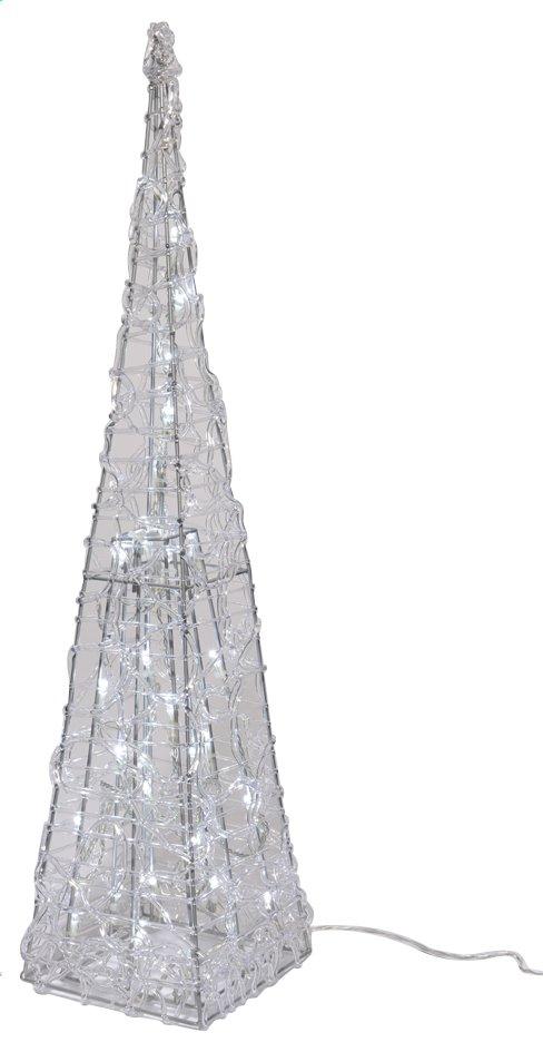 Image pour Pyramide lumineuse blanc froid H 120 cm à partir de DreamLand