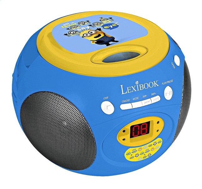 Image pour Lexibook lecteur radio/CD Boombox Minions à partir de DreamLand