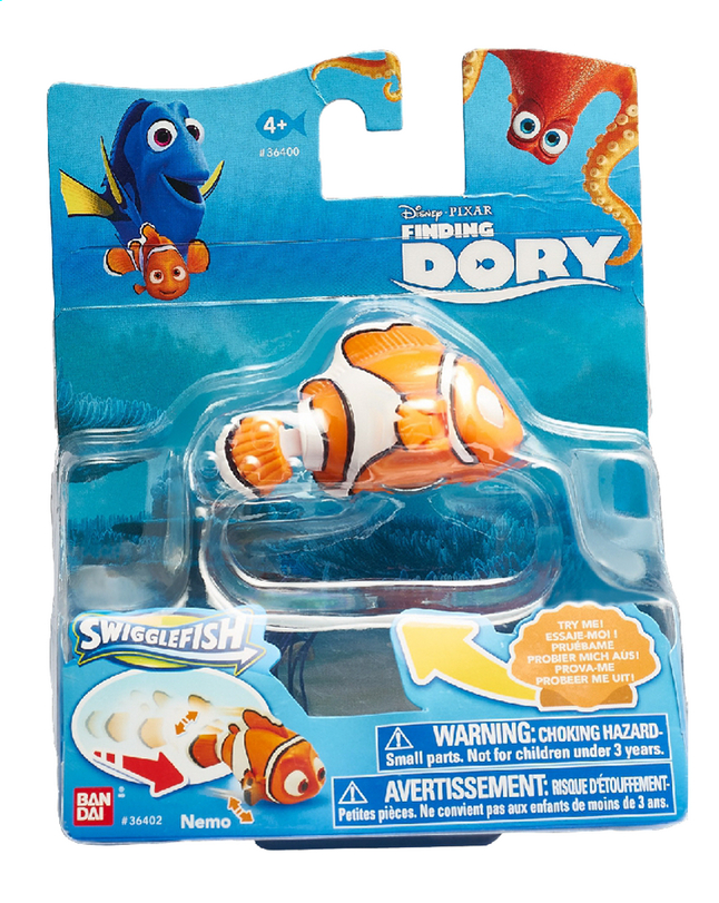 Image pour Figurine Disney Le Monde de Dory Swigglefish Nemo à partir de DreamLand