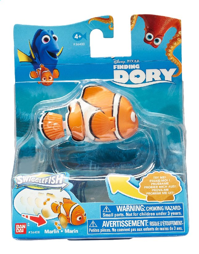 Image pour Figurine Disney Le Monde de Dory Swigglefish Marin à partir de DreamLand