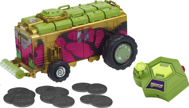 Afbeelding van Teenage Mutant Ninja Turtles auto RC Shellraiser from DreamLand