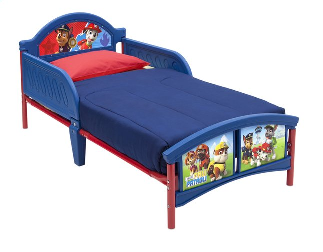 2e Hands Peuterbed.Peuterbed Paw Patrol Dreamland