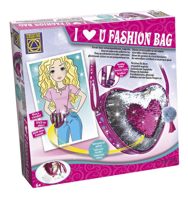 I Love Fashion Bag