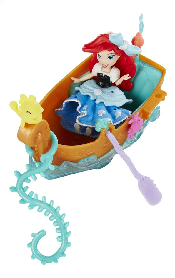 Afbeelding van Speelset Disney Princess little KinGdom Ariel's floating dreams from DreamLand