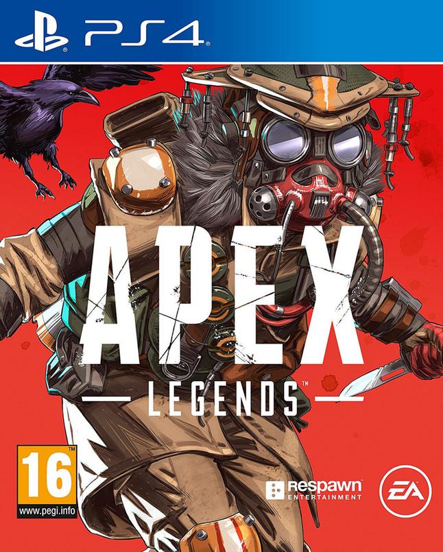 PS4 Apex Legends Bloodhound Edition ENG/FR
