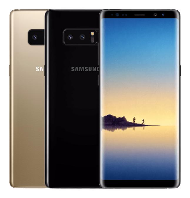 Afbeelding van Samsung smartphone Galaxy Note8 from DreamLand