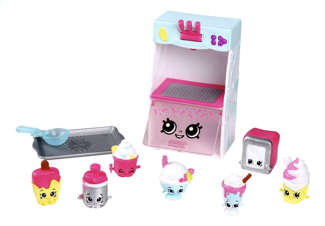 Image pour Shopkins set de jeu Gourmand Cool&Creamy à partir de DreamLand