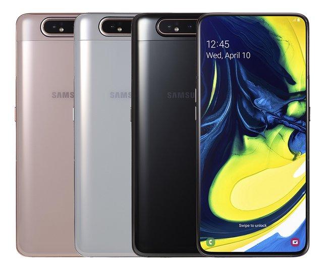 Image pour Samsung smartphone Galaxy A80 à partir de DreamLand
