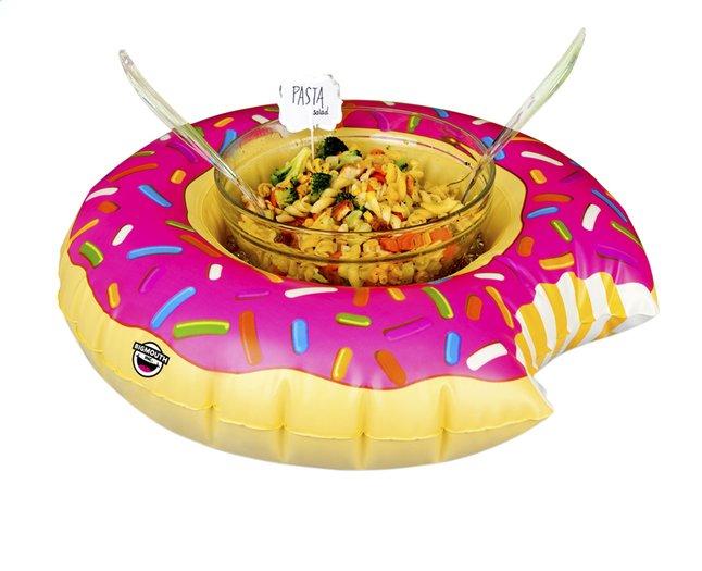 Afbeelding van BigMouth opblaasbare serveerring donut from DreamLand