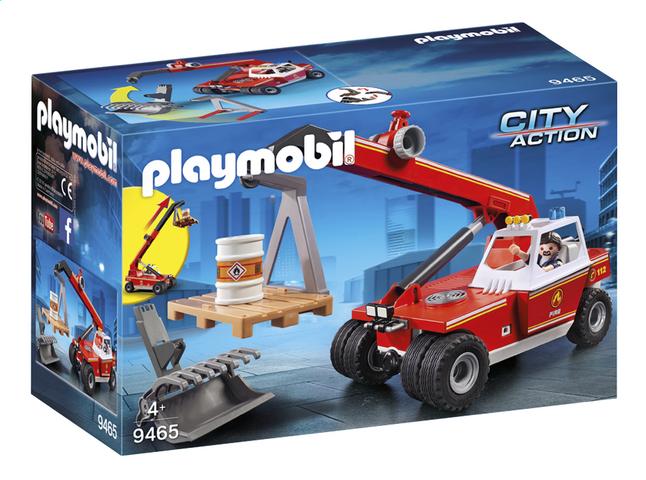 Afbeelding van PLAYMOBIL City Action 9465 Hoogtewerker from DreamLand