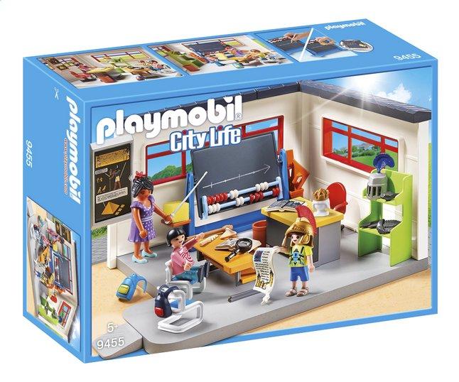 Image pour PLAYMOBIL City Life 9455 Classe d'histoire à partir de DreamLand
