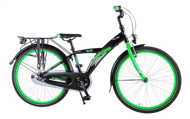 Afbeelding van Volare citybike Thombike City Nexus 3-Speed zwart/groen 24