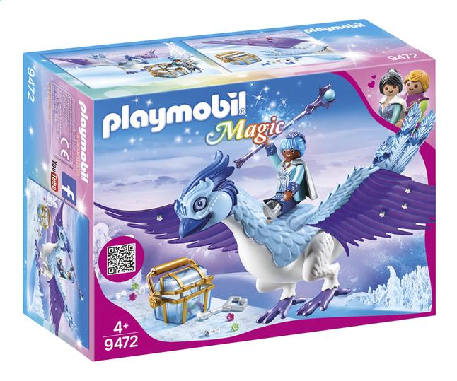 Image pour PLAYMOBIL Magic 9472 Gardienne et Phénix royal à partir de DreamLand