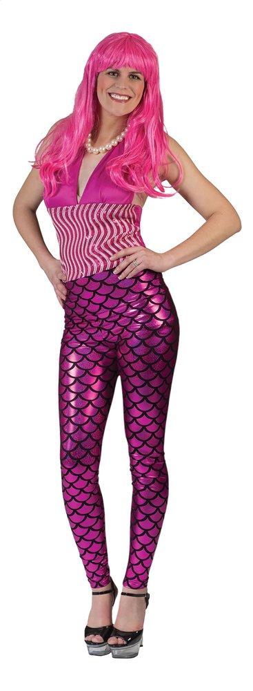Afbeelding van Legging zeemeermin roze één maat from DreamLand