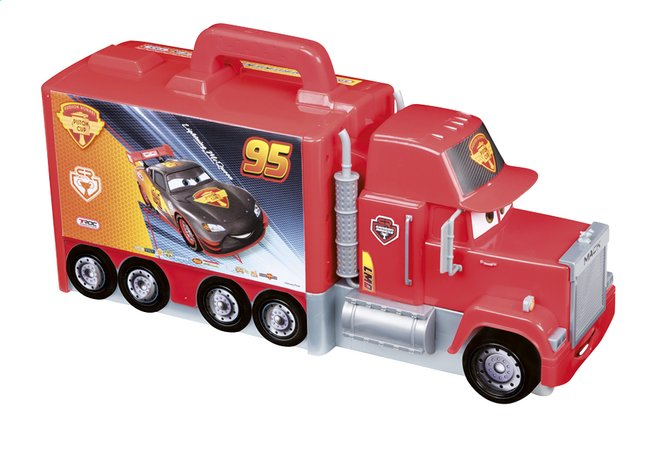 Afbeelding van Smoby speelset Disney Cars Carbone Mack Truck from DreamLand