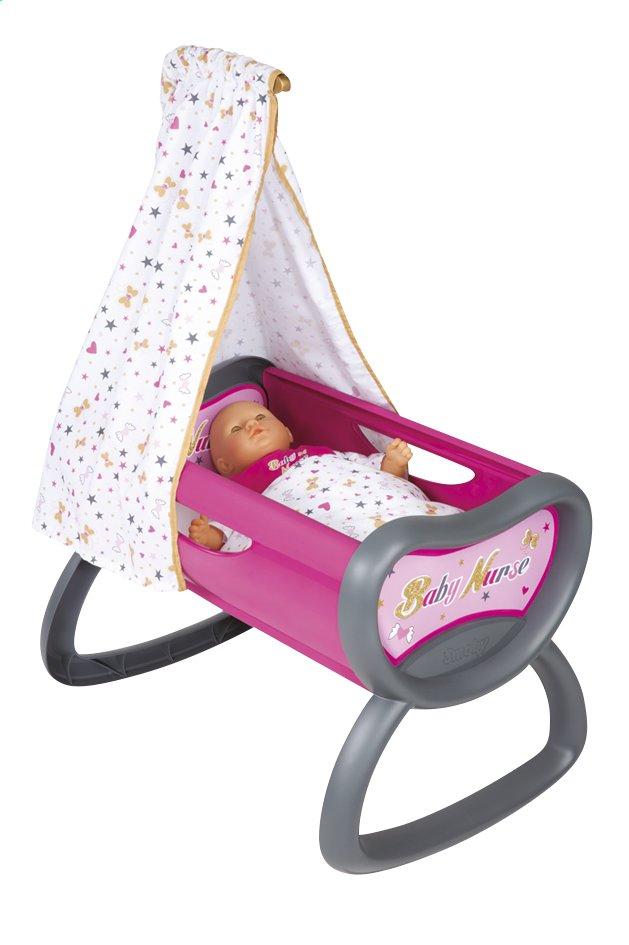 Image pour Smoby berceau à bascule Baby Nurse à partir de DreamLand