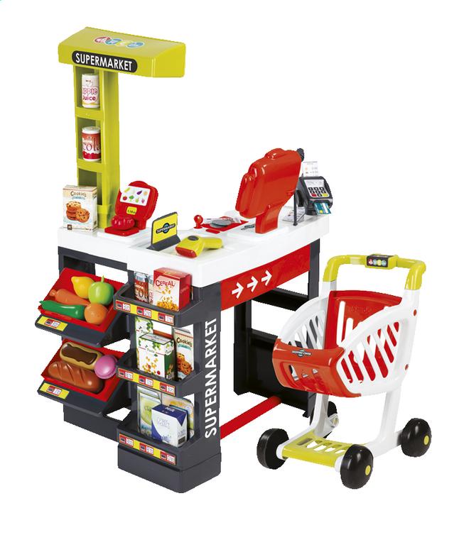 Afbeelding van Smoby winkeltje SuperMarket from DreamLand