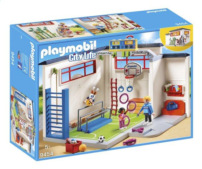PLAYMOBIL City Life 9454 Sportlokaal