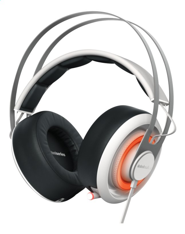 Afbeelding van SteelSeries headset Siberia 650 wit from DreamLand