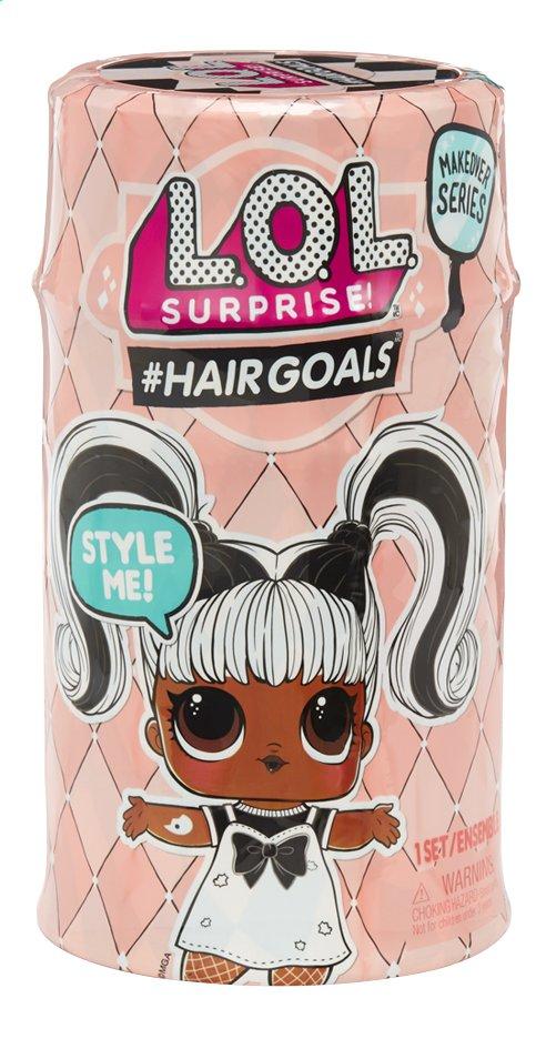 Afbeelding van Minipopje L.O.L. Surprise Makeover series #Hairgoals Tots from DreamLand