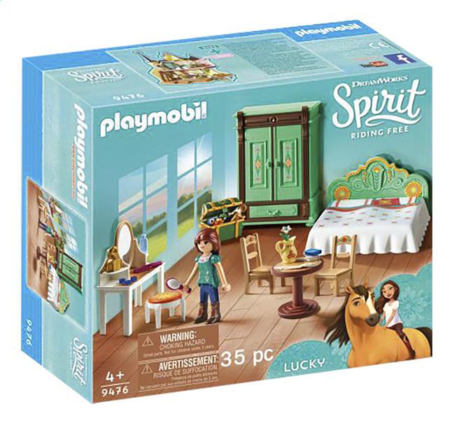 PLAYMOBIL Spirit 9476 Chambre de Lucky | DreamLand
