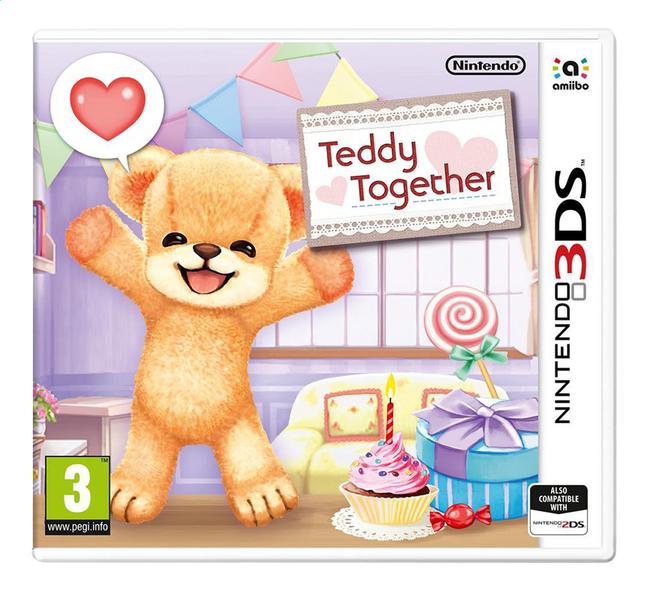 Afbeelding van Nintendo 3DS Teddy Together NL from DreamLand