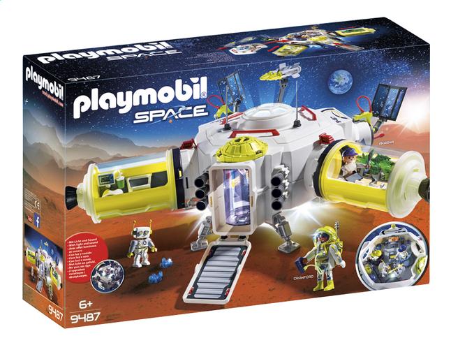 Image pour PLAYMOBIL Space 9487 Station spatiale Mars à partir de DreamLand