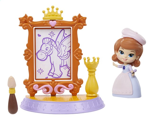 Afbeelding van Speelset Disney Sofia the First Sofia schildert from DreamLand