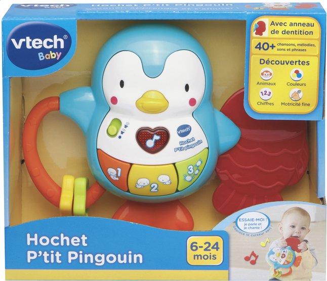 Afbeelding van VTech Hochet P'tit Pingouin FR from DreamLand