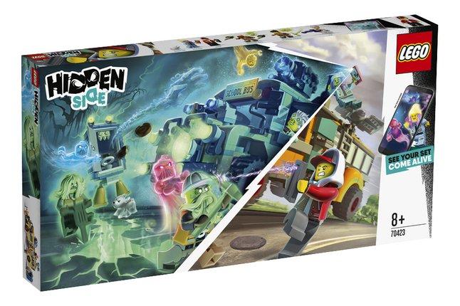Afbeelding van LEGO Hidden Side 70423 Paranormale interceptiebus 3000 from DreamLand
