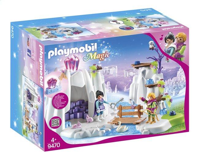 PLAYMOBIL Magic 9470 Grotte du diamant Cristal d'amour
