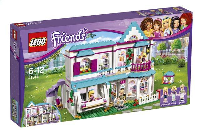 Image pour LEGO Friends 41314 La maison de Stéphanie à partir de DreamLand