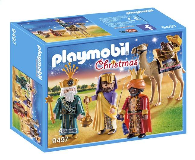 Image pour PLAYMOBIL Christmas 9497 Rois mages à partir de DreamLand