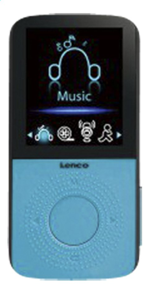 Image pour Lenco MP4 audio/vidéo Podo-153 4 Go bleu à partir de DreamLand