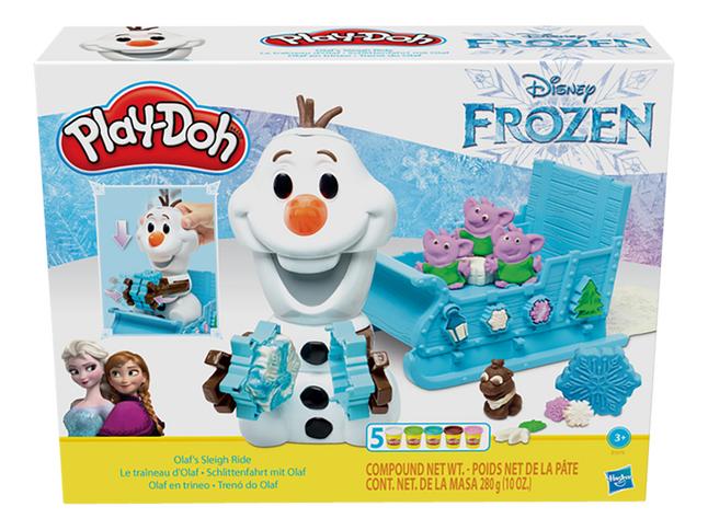 Image pour Play-Doh Disney La Reine des Neiges II Le traîneau d'Olaf à partir de DreamLand