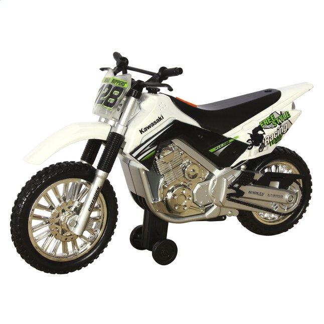 Image pour Wheelie Bike moto de cross blanc à partir de DreamLand