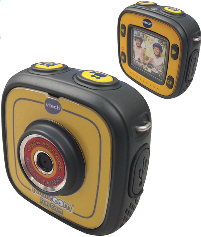 Afbeelding van VTech appareil photo Kidizoom Fun Cam FR from DreamLand