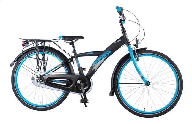 Afbeelding van Volare citybike Thombike City Nexus 3-Speed zwart/blauw 24