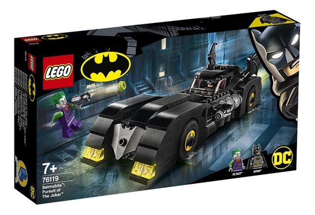 Afbeelding van LEGO Super Heroes 76119 Batmobile: de jacht op The Joker from DreamLand