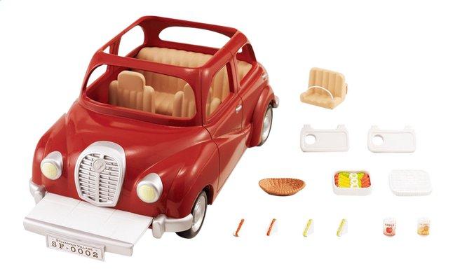 Image pour Sylvanian Families 5273 voiture Family Saloon à partir de DreamLand