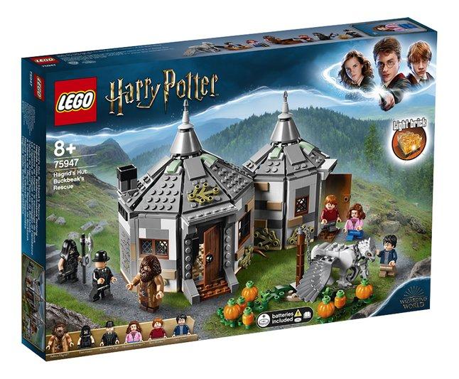Afbeelding van LEGO Harry Potter 75947 Hagrids huisje: Scheurbeks ontsnapping from DreamLand