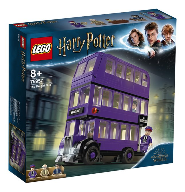 Afbeelding van LEGO Harry Potter 75957 De Collectebus from DreamLand