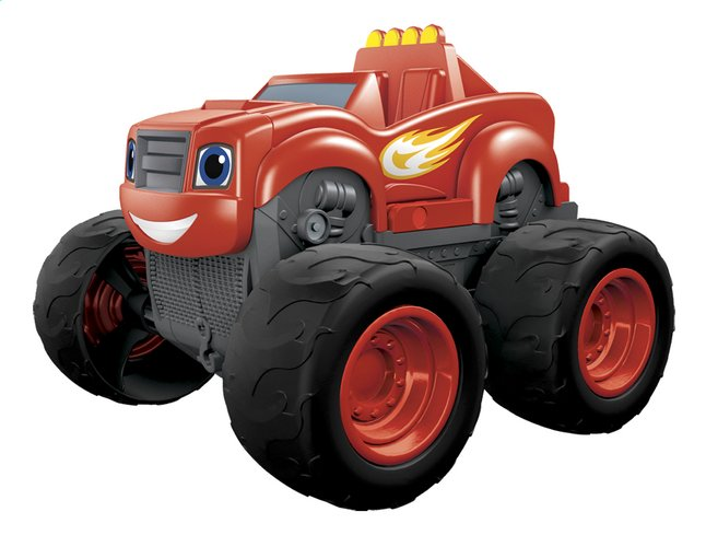 Afbeelding van Fisher-Price brandweerwagen Blaze en de Monsterwielen transformerend from DreamLand